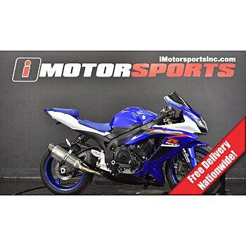 2009 Suzuki GSX-R600 for sale 200732482