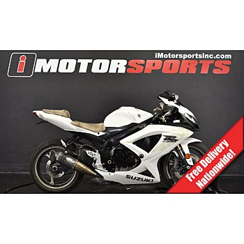 2009 Suzuki GSX-R600 for sale 200783031