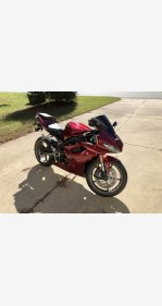 2009 Triumph Daytona 675 for sale 200801702