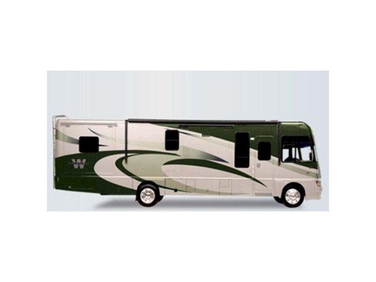 2009 Winnebago Adventurer 38N specifications