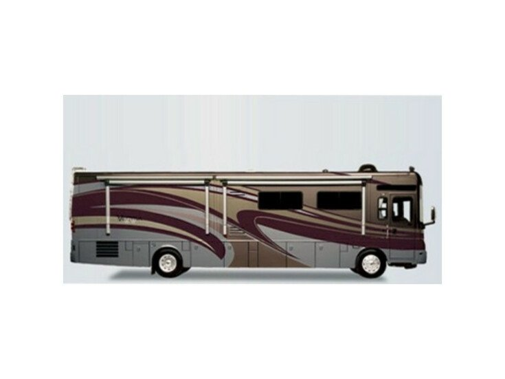 2009 Winnebago Vectra 40TD specifications