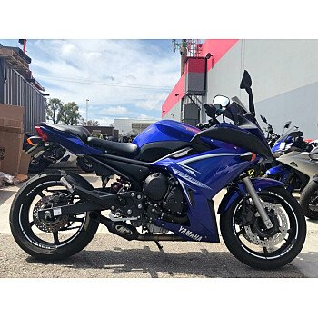 2009 Yamaha FZ6R for sale 200724362