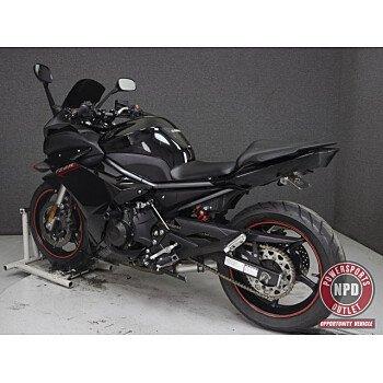 2009 Yamaha FZ6R for sale 200821299