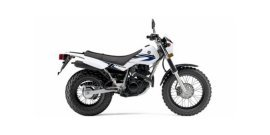 2009 Yamaha TW200 200 specifications