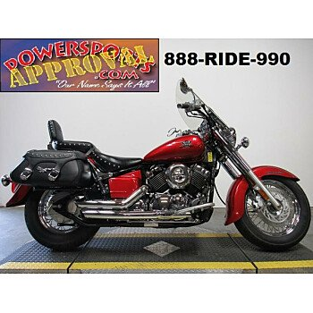 2009 Yamaha V Star 650 for sale 200621185