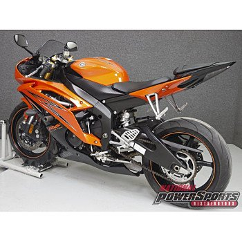 2009 Yamaha YZF-R6 for sale 200698827