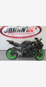 2009 Yamaha YZF-R6 for sale 200621941