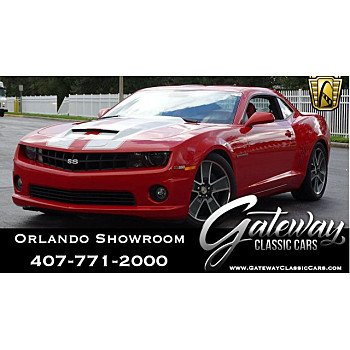 2010 Chevrolet Camaro SS Coupe for sale 100963669