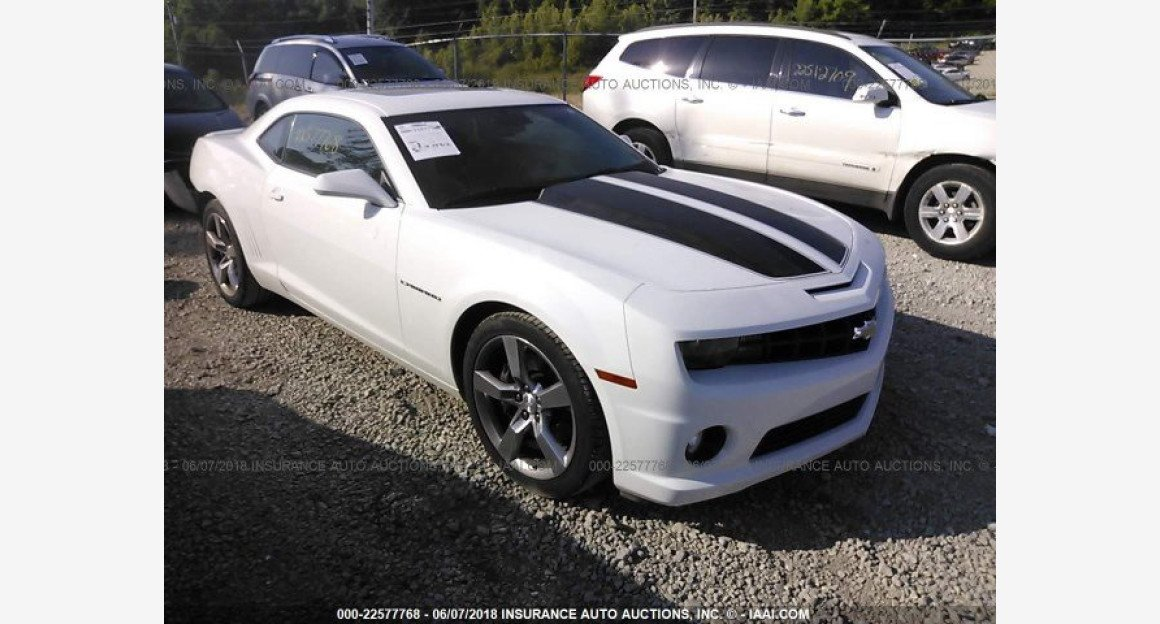 2010 Chevrolet Camaro SS Coupe for sale 101015204