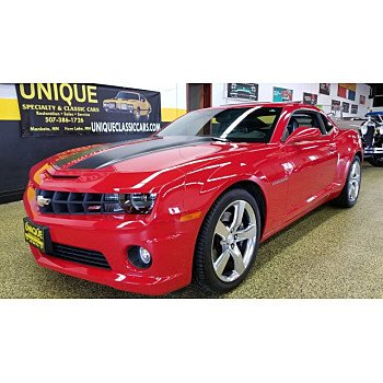 2010 Chevrolet Camaro SS Coupe for sale 101070736