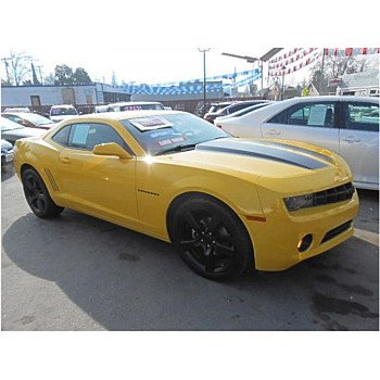 2010 Chevrolet Camaro LT Coupe for sale 101095106
