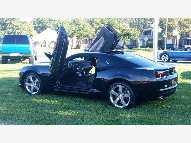 2010 Chevrolet Camaro Ss Coupe For Sale Near Sylvania Ohio 43560 Classics On Autotrader
