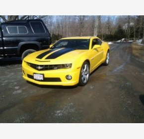 2010 Chevrolet Camaro SS for sale 100892868