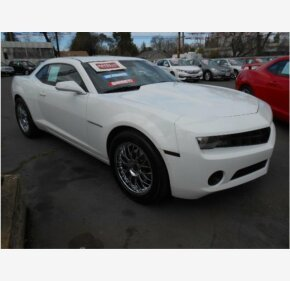 2010 Chevrolet Camaro LS Coupe for sale 101101313