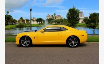 2010 Chevrolet Camaro SS Coupe for sale 101190225
