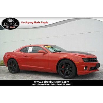 2010 Chevrolet Camaro SS Coupe for sale 101199163