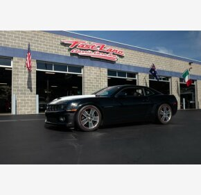 2010 Chevrolet Camaro SS Coupe for sale 101214033
