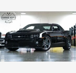 2010 Chevrolet Camaro SS Coupe for sale 101236107