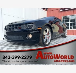 2010 Chevrolet Camaro SS Coupe for sale 101236249