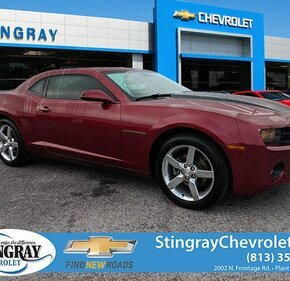 2010 Chevrolet Camaro LT Coupe for sale 101294215
