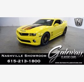 2010 Chevrolet Camaro SS for sale 101340106