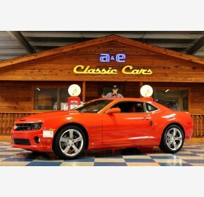 2010 Chevrolet Camaro SS Coupe for sale 101356439