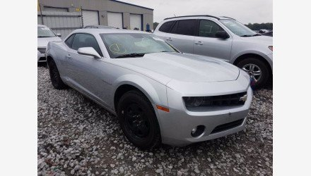 2010 Chevrolet Camaro LT Coupe for sale 101376243