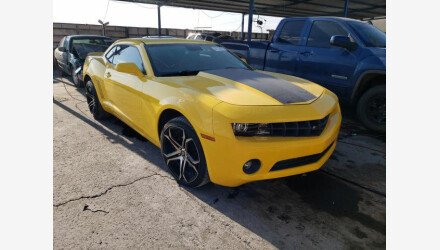 2010 Chevrolet Camaro LT Coupe for sale 101383568