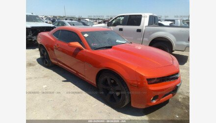 2010 Chevrolet Camaro LT Coupe for sale 101411703