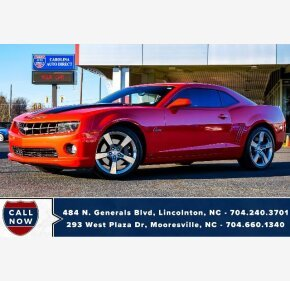 2010 Chevrolet Camaro for sale 101420726