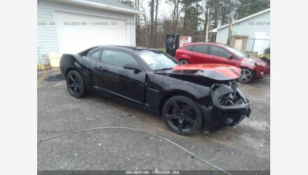 2010 Chevrolet Camaro LS Coupe for sale 101436974