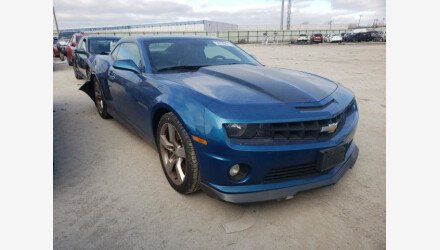 2010 Chevrolet Camaro SS Coupe for sale 101439805