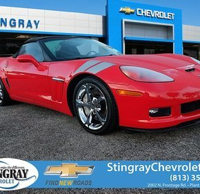 2010 Chevrolet Corvette Grand Sport Convertible for sale 101216754