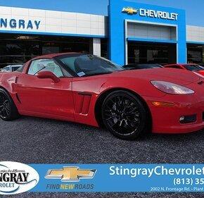 2010 Chevrolet Corvette Grand Sport Coupe for sale 101231655