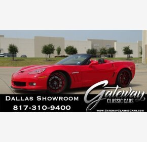 2010 Chevrolet Corvette for sale 101422985