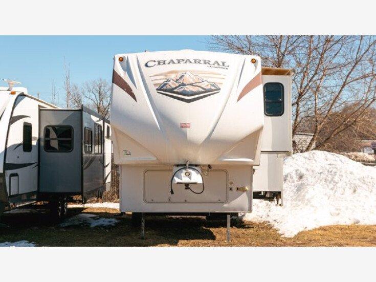 2010 Coachmen Chaparral for sale 300286533