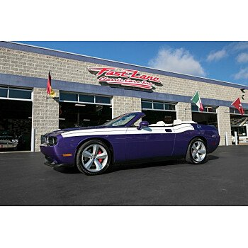 2010 Dodge Challenger SRT8 for sale 101074803