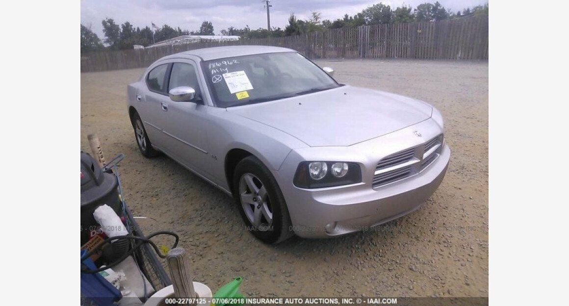 2010 Dodge Charger SXT for sale 101015359