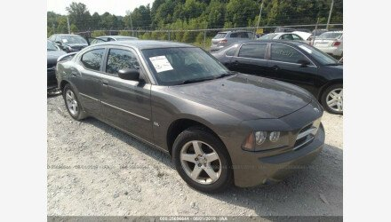 2010 Dodge Charger SXT for sale 101236020