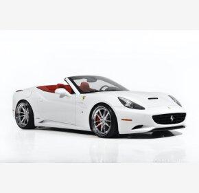 2010 Ferrari California for sale 101302412
