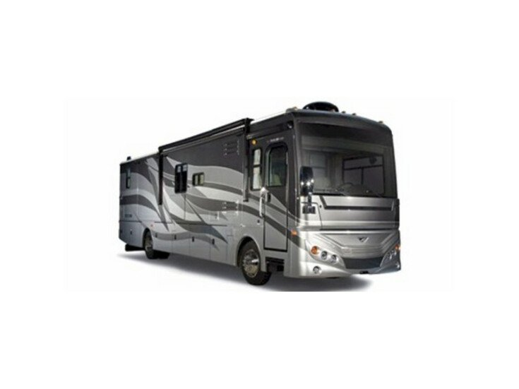 2010 Fleetwood Expedition 38L specifications