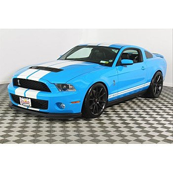 2010 Ford Mustang Shelby GT500 Coupe for sale 101107057