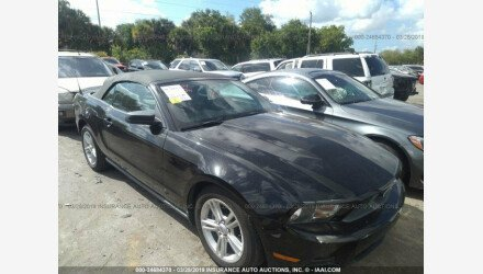 2010 Ford Mustang Convertible for sale 101128387