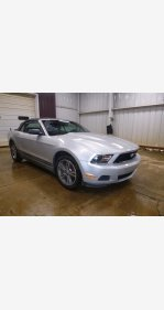 2010 Ford Mustang Convertible for sale 101151775