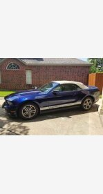 2010 Ford Mustang Convertible for sale 101187830