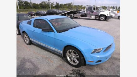 2010 Ford Mustang Coupe for sale 101203805