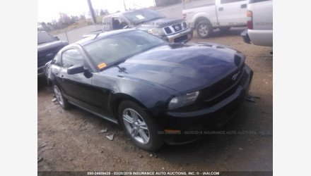 2010 Ford Mustang Coupe for sale 101204349