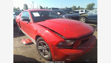 2010 Ford Mustang Coupe for sale 101207580