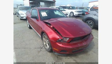 2010 Ford Mustang Coupe for sale 101209231
