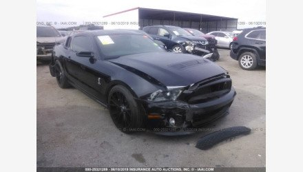 2010 Ford Mustang Shelby GT500 Coupe for sale 101209245